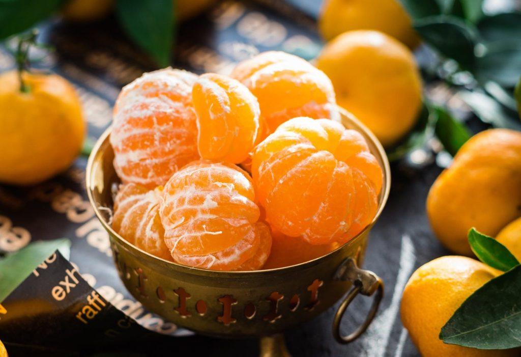 Витамин С - мандарини