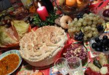 Коледните пости