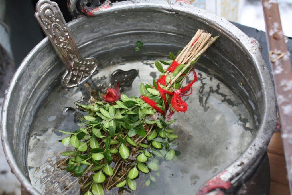 мълчана вода - Богоявление