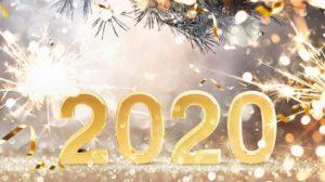 Честита Нова Година - 2020!