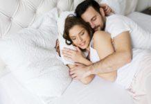 сънят с партньор