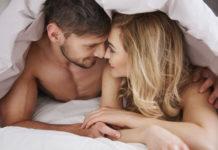 страстен секс
