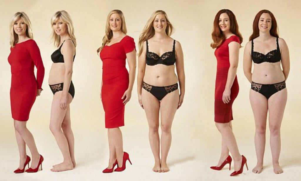 Скрийте килограмите с правилните дрехи