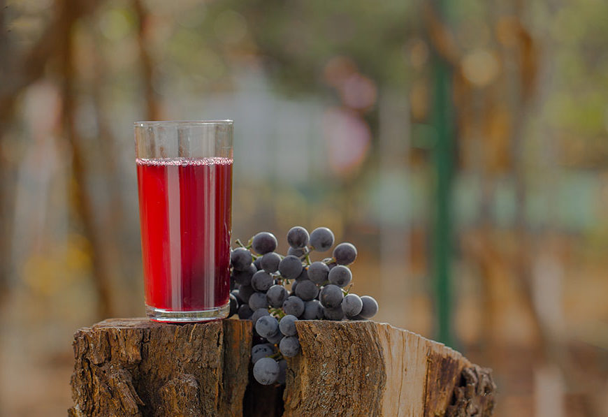 Сок от грозде