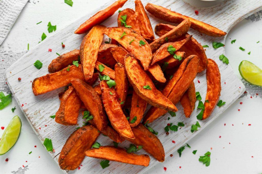 Сладки картофи засилват имунитета