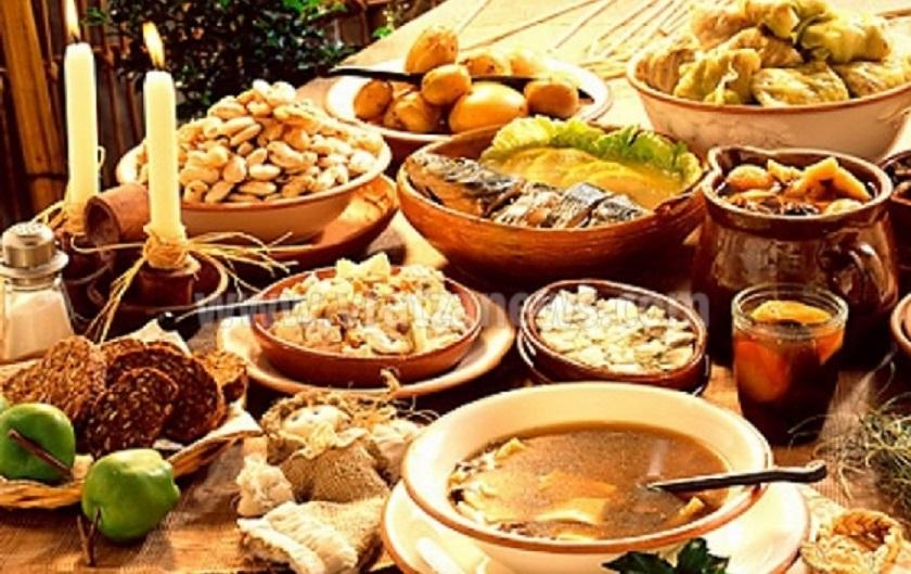 Какво да ядем по време на Великденските пости