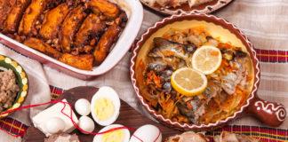 обичаи и храна за Сирни заговезни