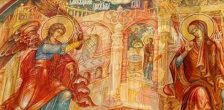 Благовещение - трапеза и обичаи