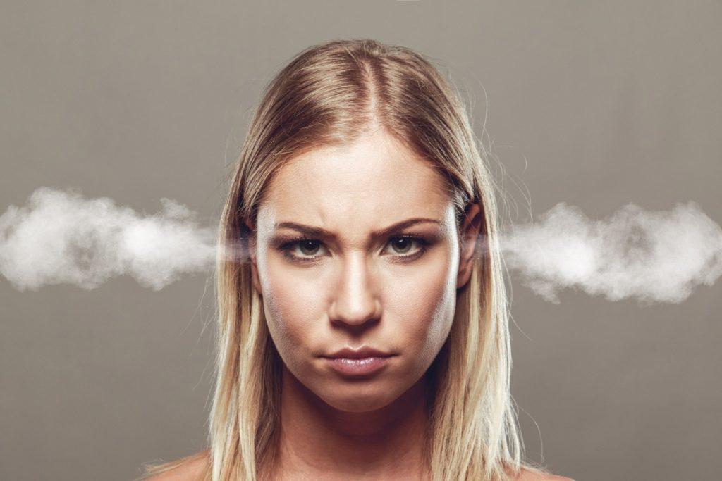 Как гневът разболява организма според китайската медицина