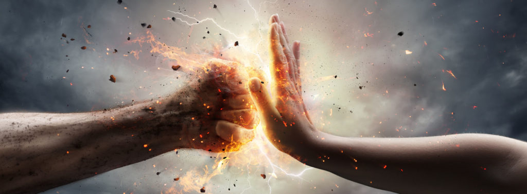 Пътят на гнева по каналите на тялото