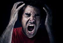 гняв по каналите на тялото