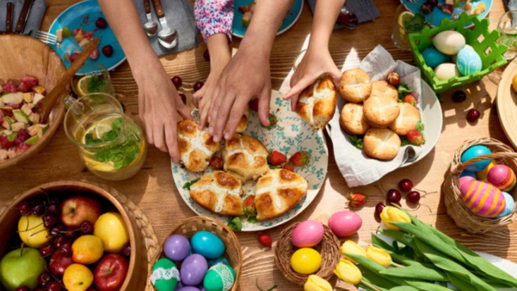 Какво да сложим на Великденската трапеза