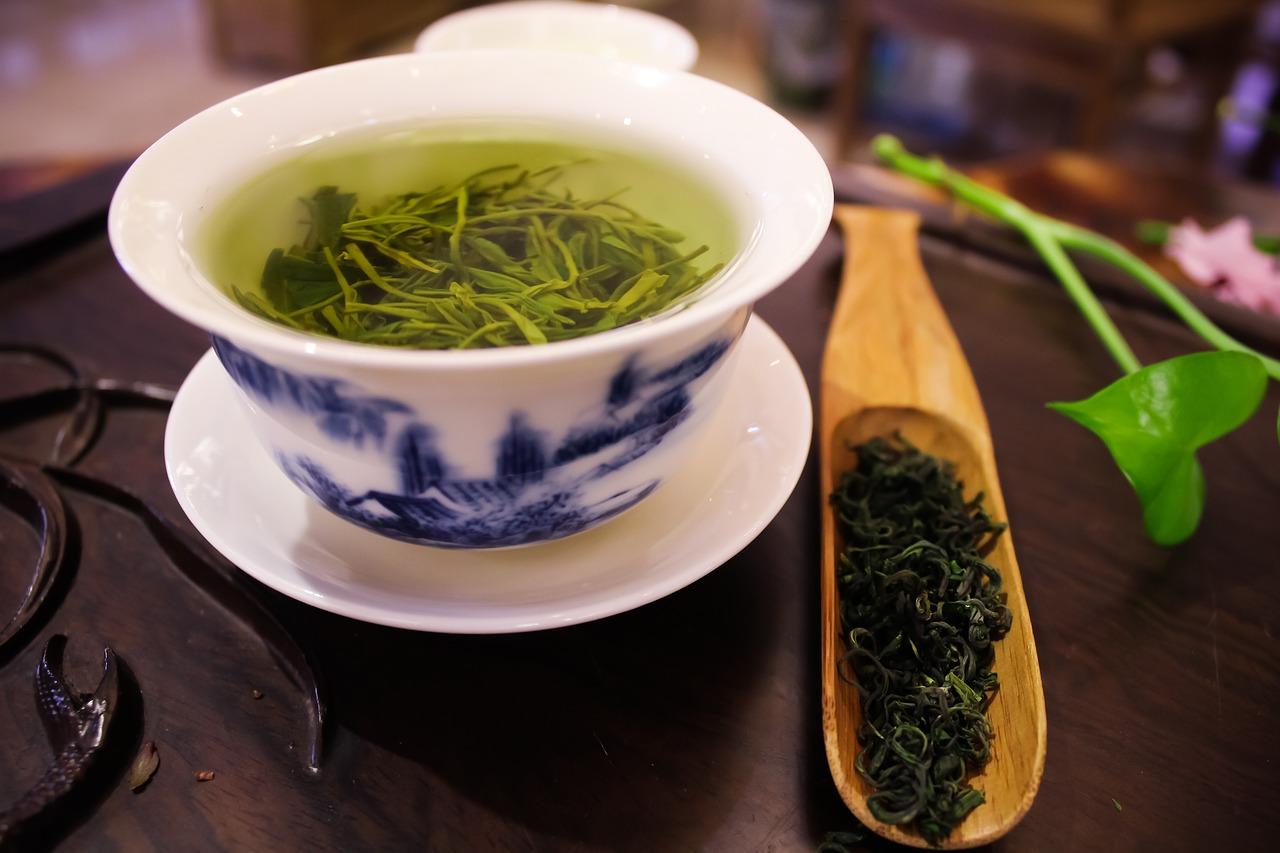 Отслабнете вкусно и полезно - зелен чай
