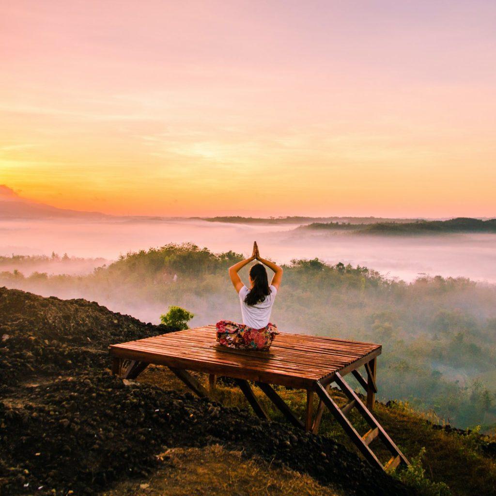Плюсовете на медитацията