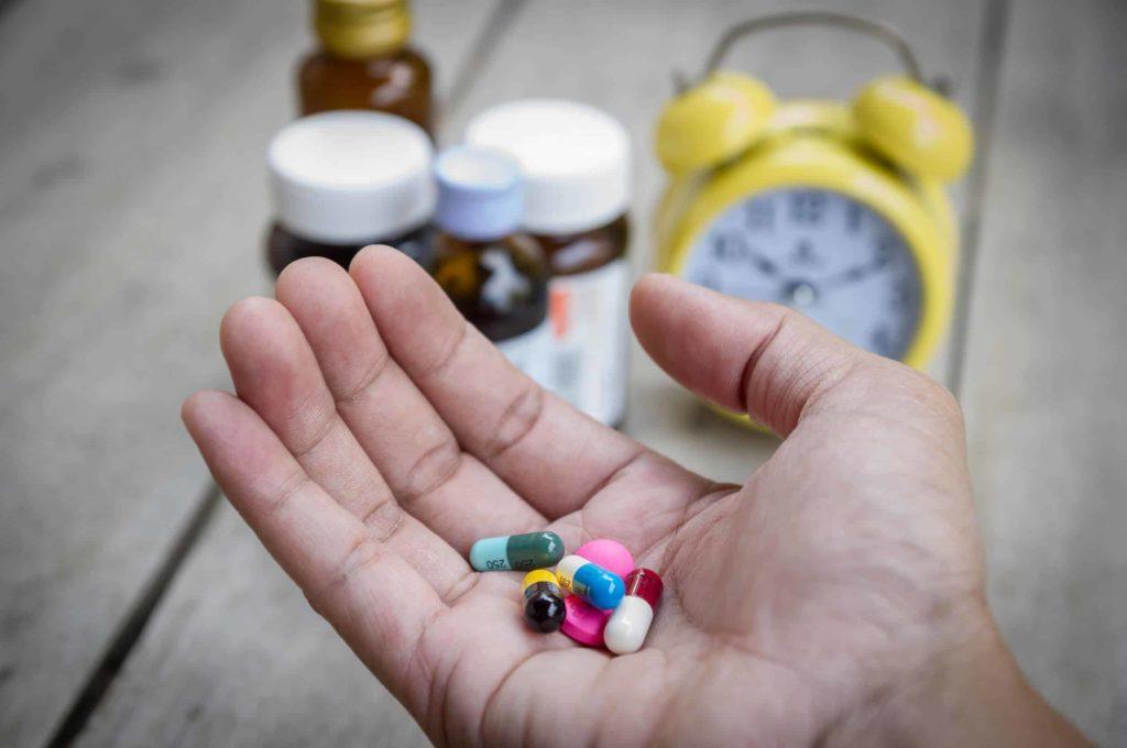 Кога да вземаме лекарствата си
