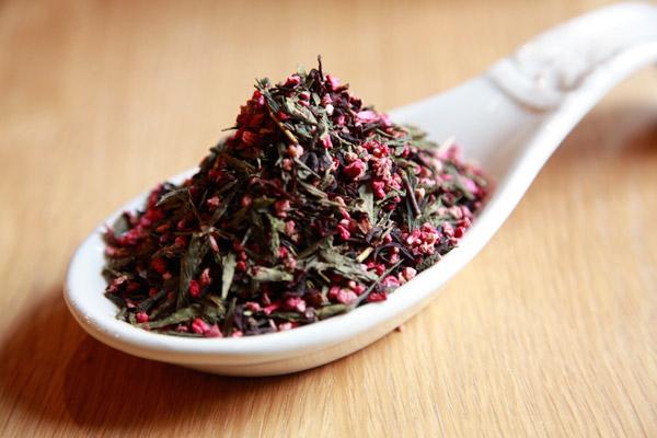Чай от листа от малина