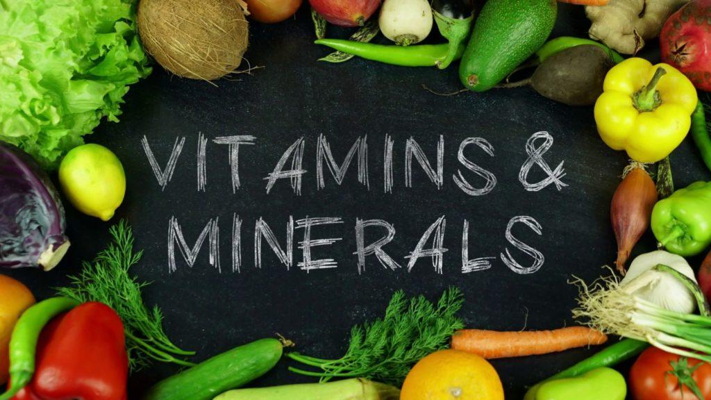Витамини и минерали срещу ковид-19