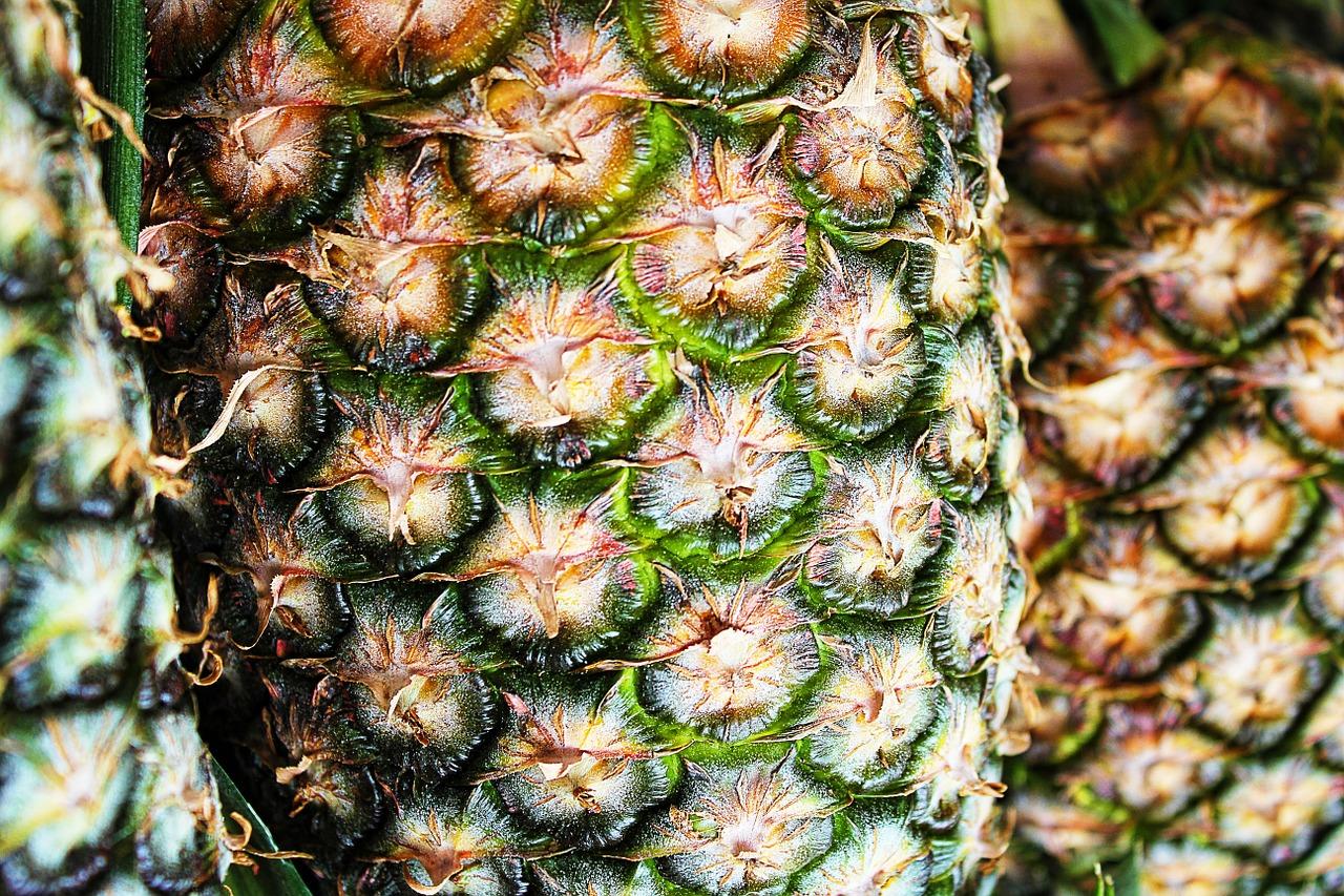 Подагра - ананас