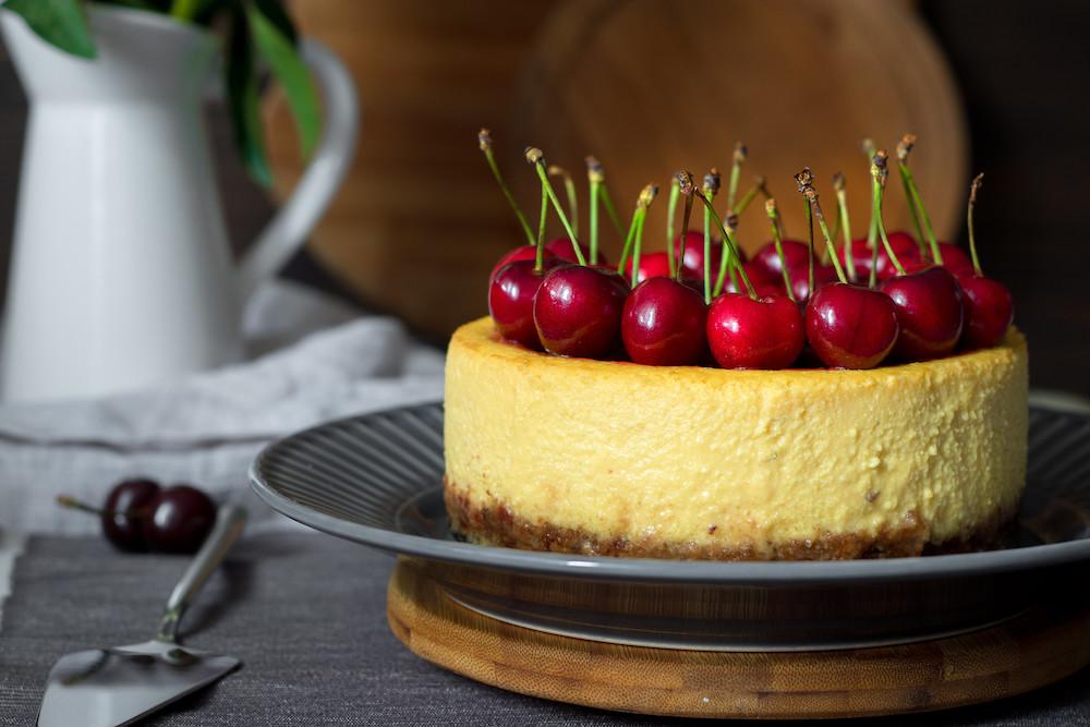 Солени и сладки ястия с череши