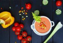гаспачо супа за лятото