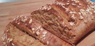 Хляб с ядки