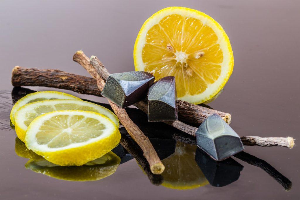 Канела и сок от лимон