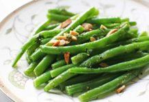 ястия със зелен фасул
