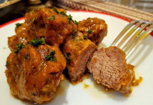 Ароматно свинско месо