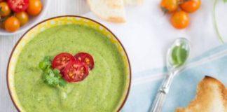 Крем супа от авокадо