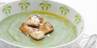 Супа от краставици и сметана