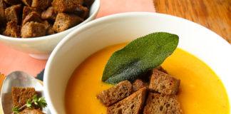 Морковена крем супа