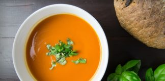 Топла или студена, лятната супа е все полезна