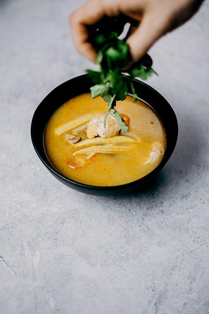 Топли и студени супи през лятото